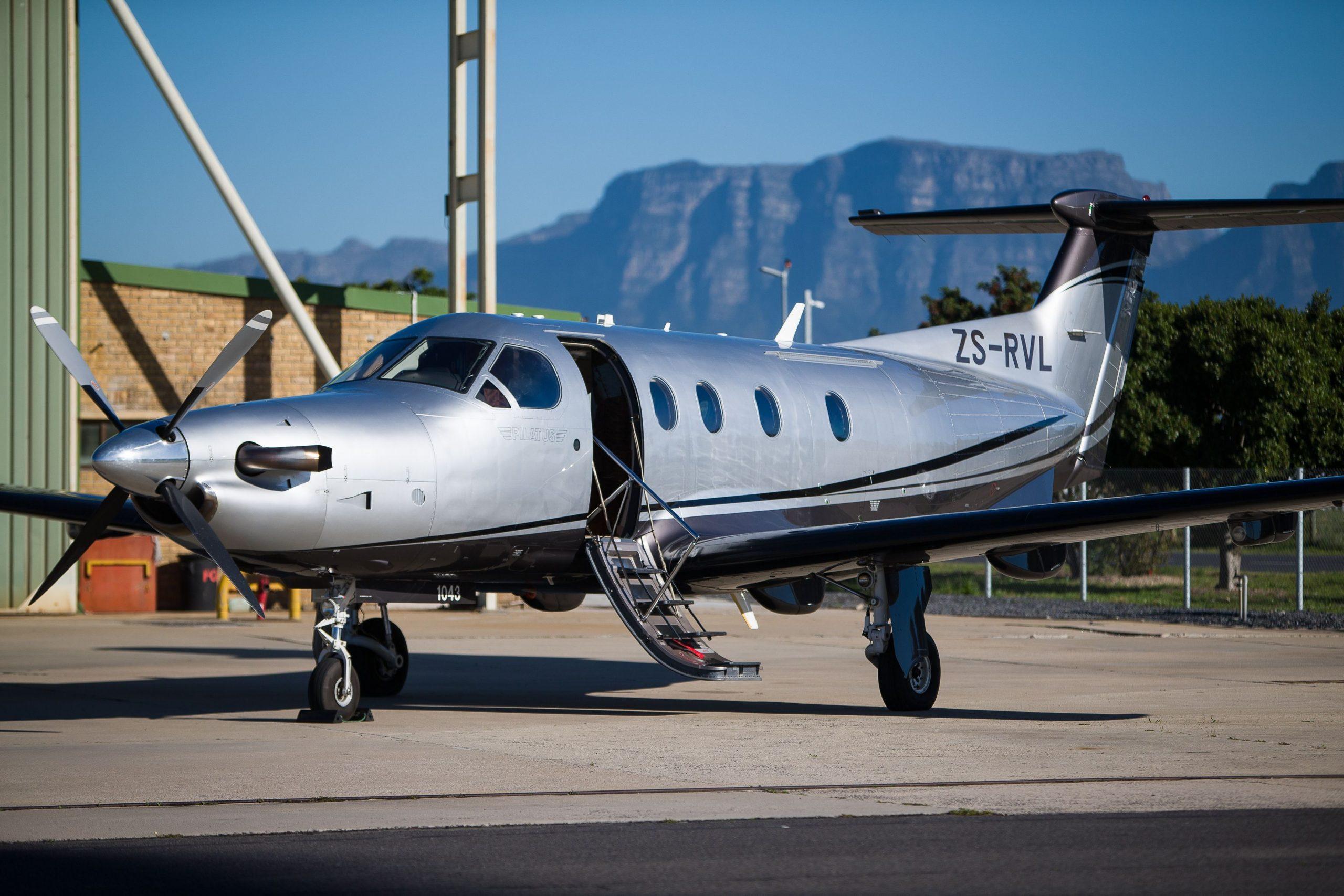 Cape Town charter flights